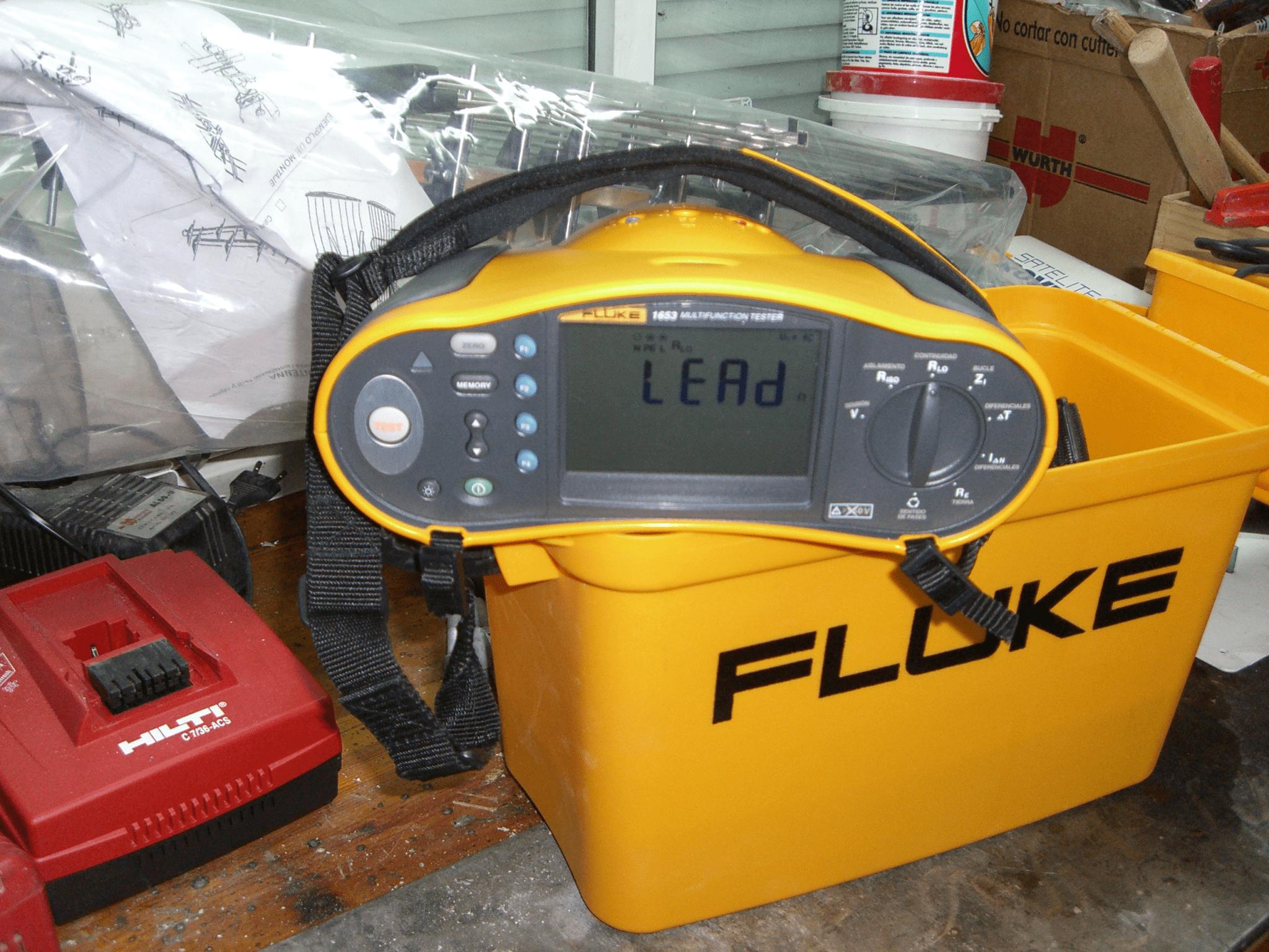 Equipos de medición profesionales de Electricidad J.Bolsa